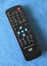 Genuine Original Wharfedale JX-8006E(1)  DVD Remote Control Tested and Cleaned