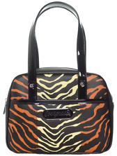 """Sourpuss """"Jungle Princess"""" Mini Bowler Purse Retro Pinup Rockabilly Handbag"""