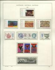 New ListingModern Mnh Australia On Hingeless Album Pages 1995!