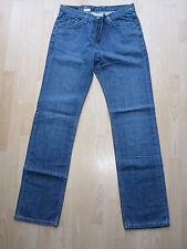 BNWT Tommy Hilfiger Designer Madison S W32 L36 Mens Jeans Tall Long Light Stone