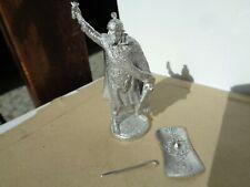 St George Cross Leader of the Celtics Roman 1-3 Century BC 54mm lead, PA