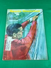 Gay Brewer Signed 1967 Sports Illustrated