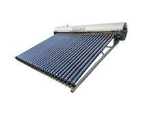COMPLETE - Pressurized - SRCC UL Cert - Tax Credit Elig - 80G Solar Water Heater