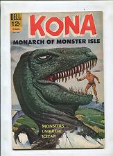 KONA #1 (7.5) MONSTERS UNDER THE ICECAP!