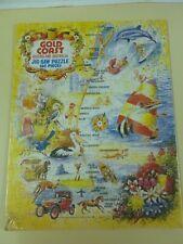 Vtg Souvenir Gold Coast Australia Jig Saw Puzzle by Peter Grose (165 pcs)*New