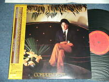 ALBERT HAMMOND Japan 1981 25AP-2235 NM LP+Obi COMPRENDERTE