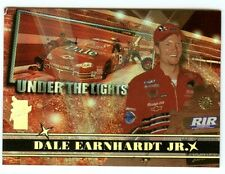 Dale Earnhardt Jr. Under the Lights Explosive 2000 Press Pass VIP #UL4