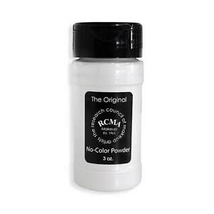 NEW RCMA - No Color Powder - 3 oz