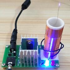 Mini Tesla Coil Plasma Speaker Kit Electronic Field Music Project Set Play Gift