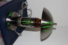 monster energy touch lamp brush-nickle finish