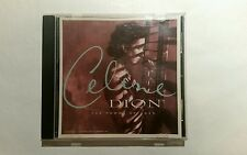 CELINE DION  The Power Of Love 2 Track Single CD USA 36K 77230