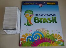 !!! ALBUM collection PANINI : FIFA WORLD CUP BRASIL 2014 - COMPLET !!!