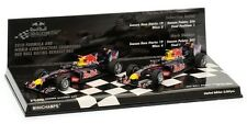 2010 Formula One World Constructors Champions Red Bull Racing RB6 Vettel Webber