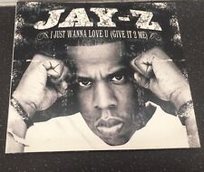 Jay-Z - I Just Wanna Love U ( Give It 2 Me ) CD Single- Buy 2 Get 1 Free