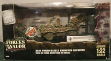 Forces of Valor Combat Series, German Schwimmwagon Type 166, Diecast, 1:32 Scale