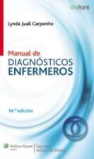 Manual de Diagnósticos Enfermeros by Lynda Juall Carpenito 2013, Paperback