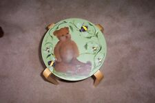 BRENTWOOD CHILD's BEAR TABLE / STOOL--PAINTED BY LOCAL ARTIST
