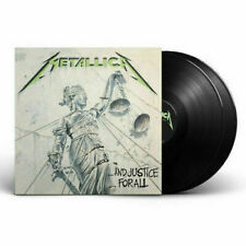 Metallica:And Justice For All (Vinyl, Nov-2018, Blackened Recordings)