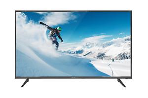 "SONIQ 55"" Ultra HD LED LCD TV Model: E55UV80A"