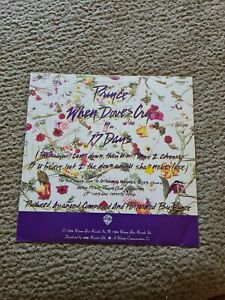 12 inch single - Prince - When Doves Cry