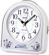 Seiko Alarm Clock With 18 Melodies QHP003W