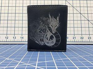 Dragon D20 Trifold Wallet