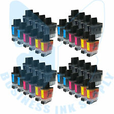 40+ PACK LC41 HIGH YIELD LC41 LC-41 Ink Cartridge Compatible for BROTHER Printer