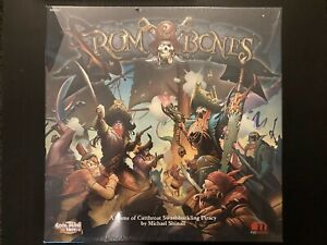 Rum & Bones Board Game MOBA and Pirates - Cool Mini or Not