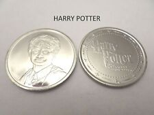 Pièce N°1 HARRY POTTER neuve / coin jeton pour album Harry Potter GRINGOTTS