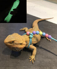 Reptile Training Harness LeashRope Lizard Chameleon GuineaPig Ferret Hamster Rat