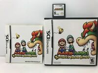 Mario & Luigi: Bowser's Inside Story (Nintendo DS, 2009) Complete Free Shipping!