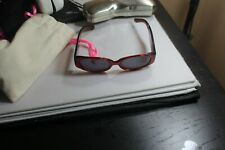 RARE! Jean Paul Gaultier 56-0021 Dragon RED  Vintage Sunglasses USED VINTAGE