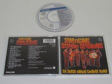 THE DUTCH SWING BANDA DEL COLEGIO/SWINGING STUDIO SESSIONS(PHILIPS 824 256-2) CD