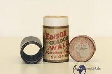 Edison Goldguss Walze Alt Niederländisches Dankgebet um 1900 Nr. 15654
