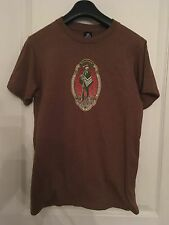 Hurley T Shirt Brown Small