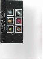 2007 ROYAL MAIL PRESENTATION PACK THE SKY AT NIGHT MINT DECIMAL STAMPS
