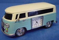 William widdop Miniatura Vw Volkswagen Camper Van autocaravanas Reloj - 9710bl