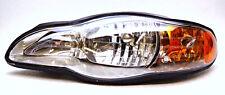 Aftermarket TYC Halogen Headlamp Fits Chevrolet Monte Carlo 20-5916-00