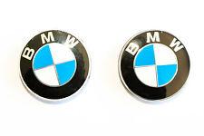 2x BMW original Nabendeckel Nabenkappen Felgendeckel Felgenkappe 6783536