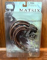 Sentinel Vintage Matrix Series 2 Action Figure New 2000 N2Toys 90s Movie Sealed