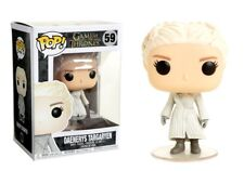 Game of Thrones Daenerys Targaryen white coat Pop! Funko Vinyl Figure n° 59