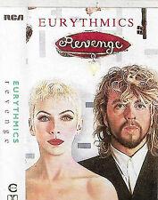 Eurythmics Revenge CASSETTE ALBUM RCA PK71050 Germany Electronic Pop Synthpop
