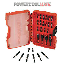 Milwaukee 4932352455 Shockwave Screwdriver Impact Bit Set - 28 Pieces