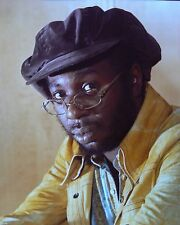 """Curtis Mayfield 10"""" x 8"""" Photograph no 1"""