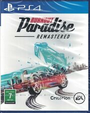 Burnout Paradise Remastered [Sony PlayStation 4 PS4 Region Free Battle Racing]