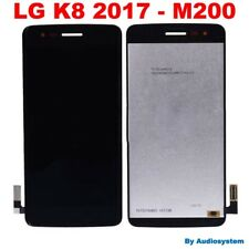 P1 LCD Display+Touch Screen For LG Optimus K8 2017 M200 Glass Black New
