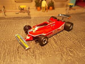 Kyosho Ferrari F1 312 T4 1/64