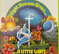 LIGHT STREAM Gives A Little Light LP PRIVATE Xian Psych Funk RARE Listen HEAR