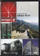 Design e2 - Narrated By Brad Pitt - DVD Region 4 PAL)