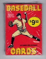 Lot of 3 Monarch Corona unopened factory packs of 10 cards + Mantle & Ruth bonus